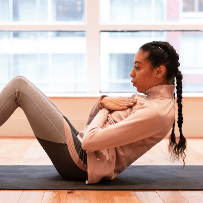 exercise is a great way to help you be a happy stay-at-home mom