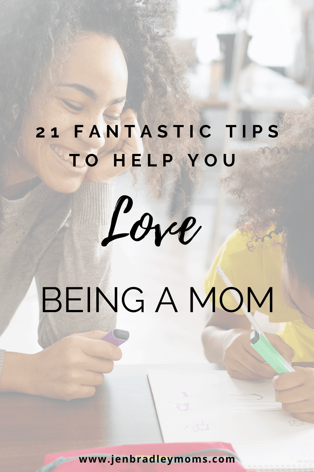 21 Great Ideas to Help You Be a Happy Stay-at-Home Mom