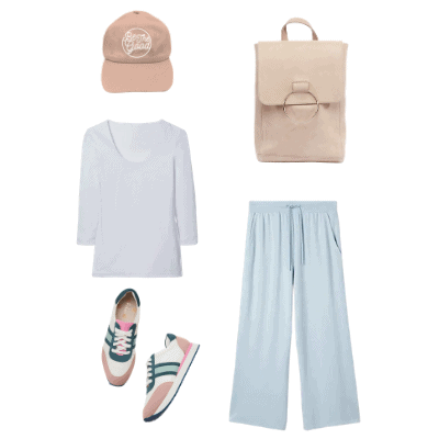 spring capsule outfit 11