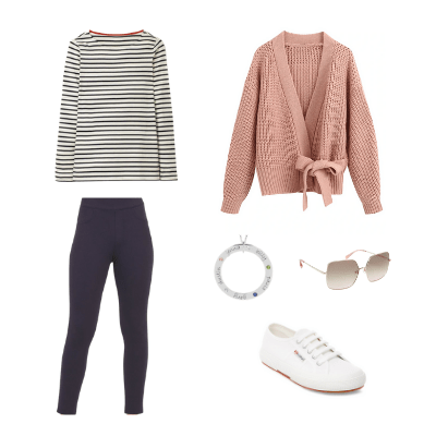 spring capsule wardrobe outfit 7