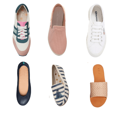 shoes for spring capsule