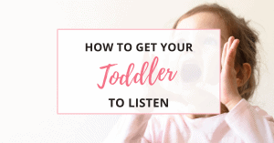 toddler listening ideas