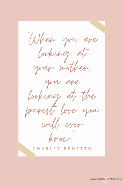 mother's love quote 3