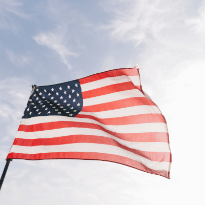 flying the flag is an important patriotic activity for kids