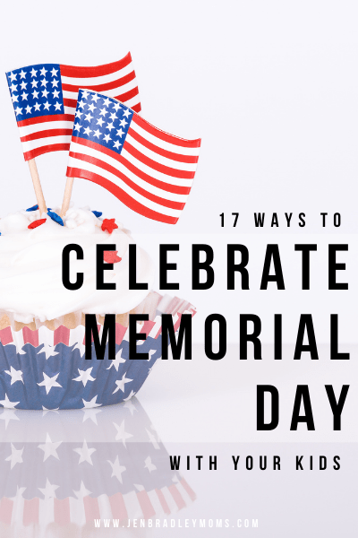 17 patriotic ideas for kids on memorial day