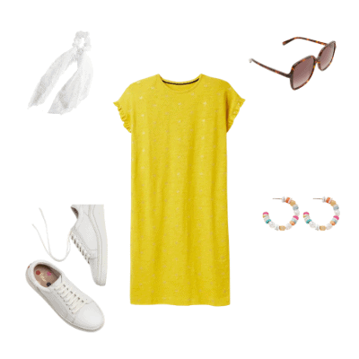 summer capsule wardrobe 2021 outfit 11
