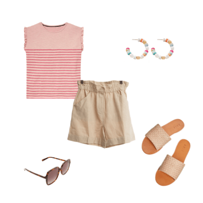 summer capsule wardrobe 2021 outfit 20