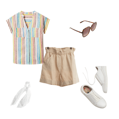 summer capsule wardrobe outfit 26
