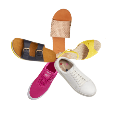 shoes for summer capsule