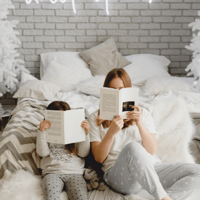 mommy morning time is a great way to spend individual time with your kids