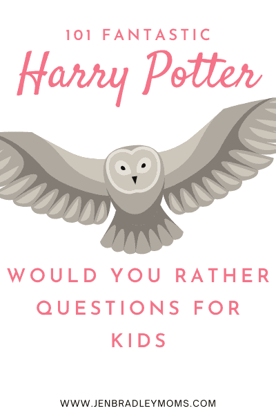 harry potter questions pin